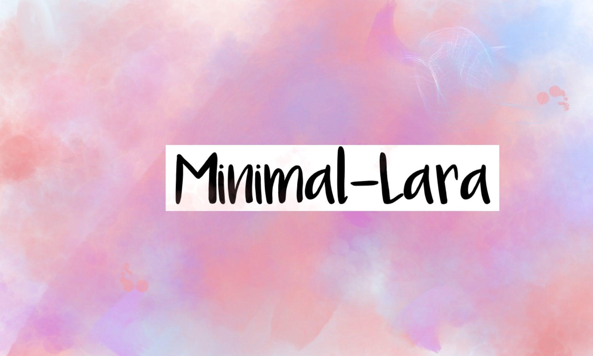Minimalismus Blog mit Herz
